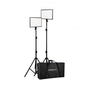 Nanlite LumiPad 25 -LED valo ( 2 Light Kit )