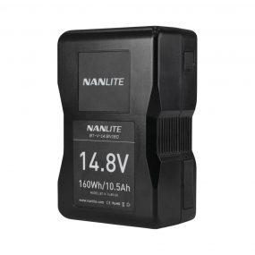 Nanlite V-Mount Battery 14.8V 160WH