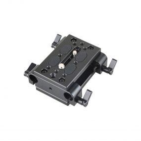 Smallrig 1798 Baseplate w/Dual 15mm Rod Clamp