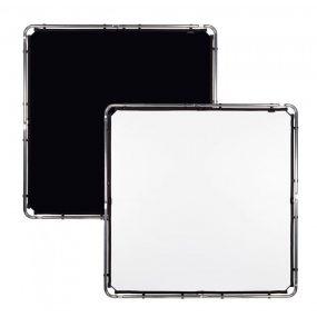 Lastolite Skylite Rapid Cover Midi 1.5 x 1.5m Black/White