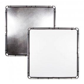 Lastolite Skylite Rapid Cover Midi 1.5 x 1.5m Silver/White
