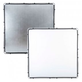 Lastolite Skylite Rapid Cover Large 2 x 2m Silver/White