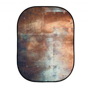 Lastolite Urban Collapsible Background 1.5 x 2.1m Corrugated/Metal