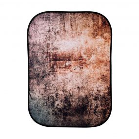 Lastolite Urban Collapsible Background 1.5 x 2.1m Tarnished Metal/Container