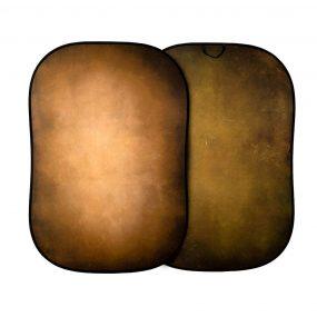Lastolite Vintage Collapsible Background 1.5 x 2.1m Tobacco/Olive