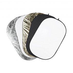 Quadralite Reflector 5in1 90x120cm