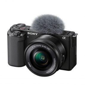 Sony ZV-E10 + 16-50mm Kit