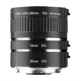 Viltrox DG-C (12/20/36mm) Auto Extension Tube – Canon EF