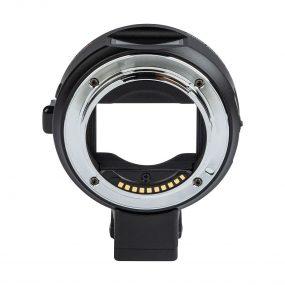 Viltrox mark V EF-E5 Adapteri OLED Näytöllä