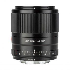 Viltrox AF 23mm f/1.4 v2 – Fuji X