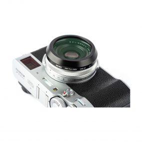 NiSi Filter UHD UV for Fuji X100V Musta