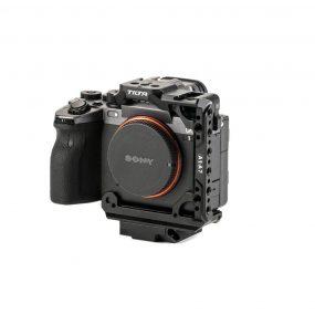 TILTA Half Camera Cage for Sony a1 Tactical Black
