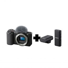 Sony ZV-E10 + Sony 10-18mm f/4 OSS